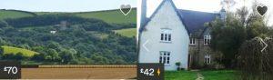 Example of bad Airbnb thumbnail photos