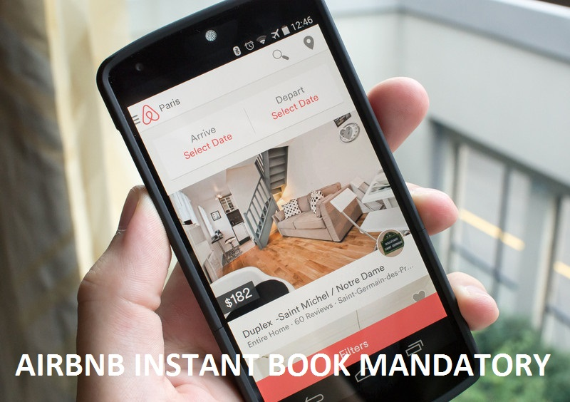Airbnb instant book mandatory