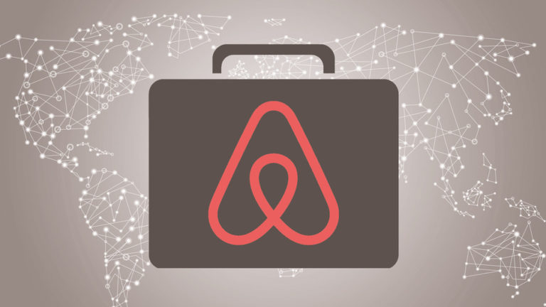 Learn Airbnb business travel ready