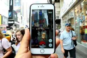 Pokemon go augmented reality and Airbnb
