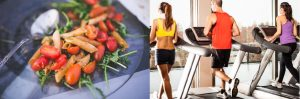 Exercise and healthy eating are essential for Airbnb business travel ready
